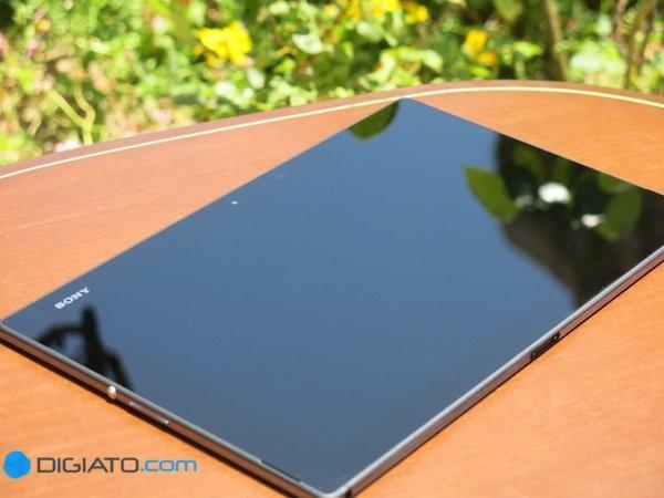 بررسی تبلت سونی اکسپریا زد ۲ sony xperia z2 tablet