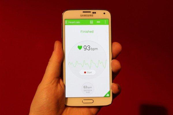 Samsung-Galaxy-S5-hartslagmeter