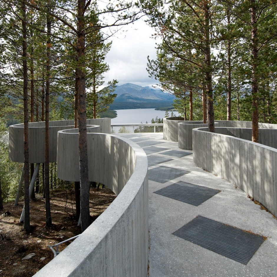 architecture-Norway-viewing-spot