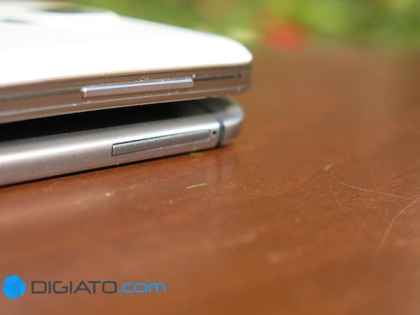 گالری تصاویر HTC One M8 و گلکسی اس ۵