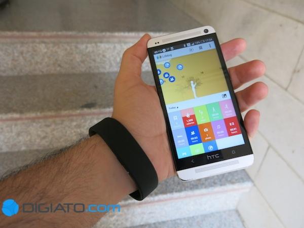 مچ بند هوشمند سونی سلامت Sony Smartband
