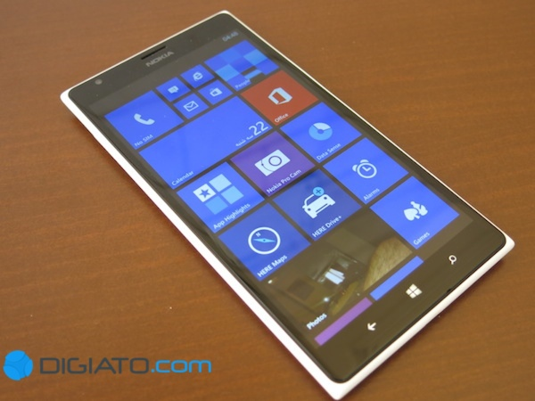 موبایل نوکیا لومیا ۱۵۲۰ lumia 1520 windowsphone ویندوز فون