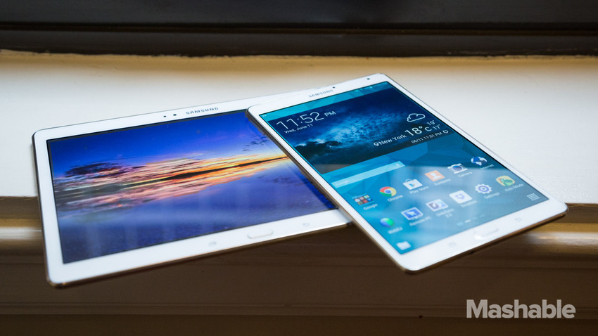 Samsung_Galaxy Tab S tablets