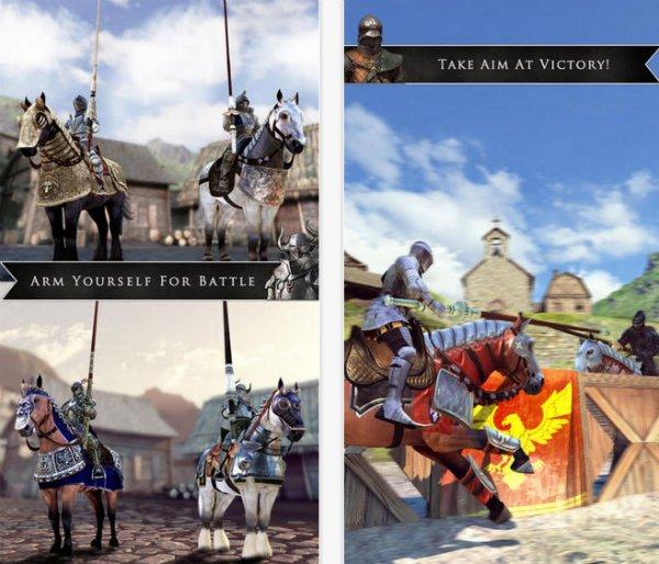 دانلود بازی rival knights