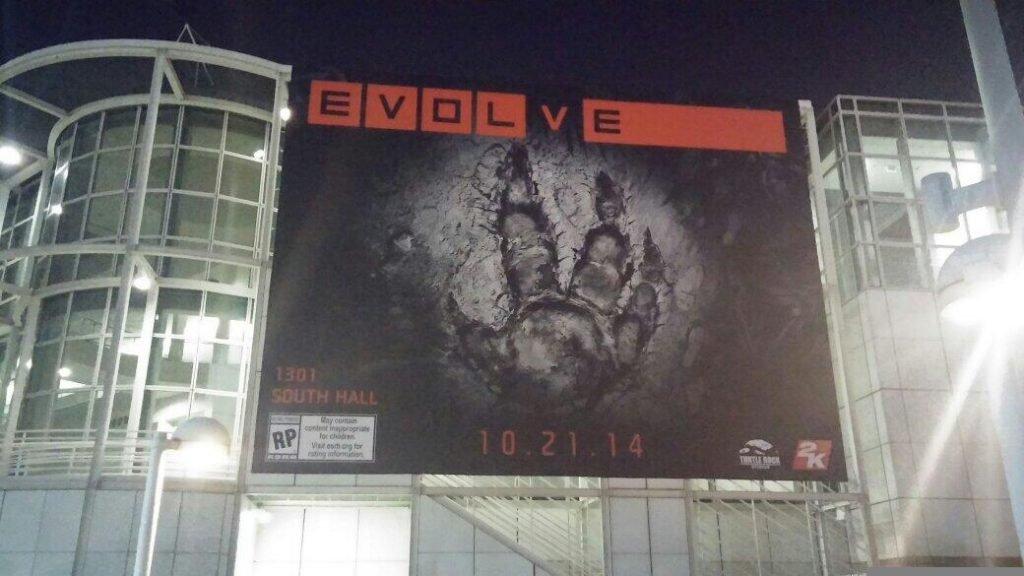 یکی از بازی های آینده داری که اولین نمایش جدی آن احتمالا فردا شب در یکی از 2 کنفرانس مایکروسافت یا سونی خواهد بود Evolve نام دارد. بازی جدید سازندگان Left 4 Dead.