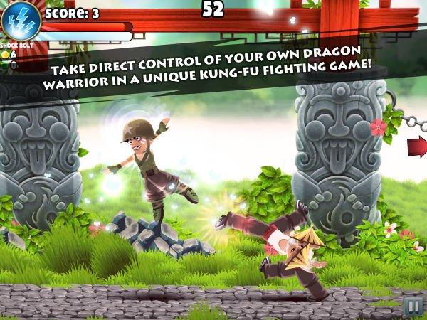 دانلود اپلیکیشن بازی Dragon finga