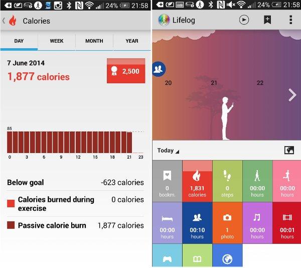 lifelog sony app اپلیکیشن لایف لاگ سونی