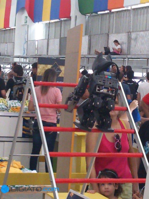 robocup 2014 مسابقات ربوکاپ ۲۰۱۴ ربات