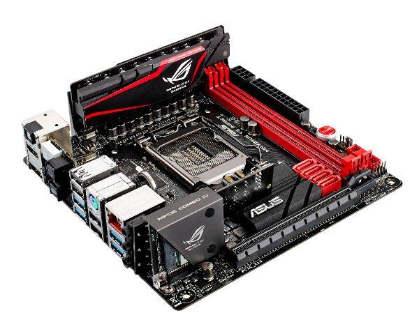 ASUS ROG Maximus VII Impact Gaming Motherboard-w600