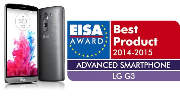 LG G3_EISA Award 2014-2015