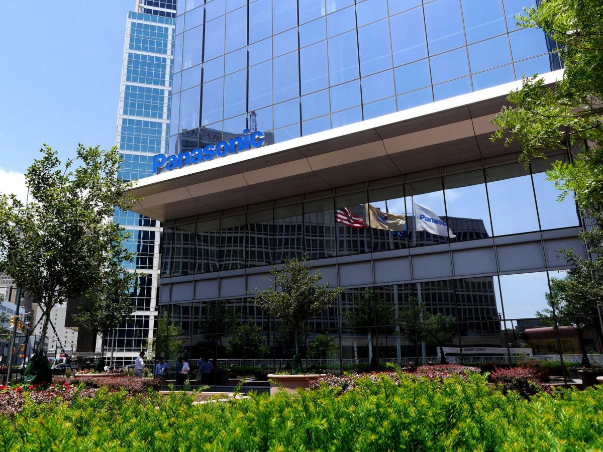 after-four-decades-in-a-corporate-campus-in-secaucus-nj-panasonic-corporation-of-north-america-recently-moved-its-headquarters-next-to-the-newark-penn-station-transit-hub