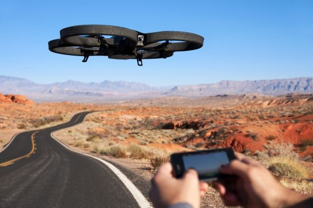flying-drone