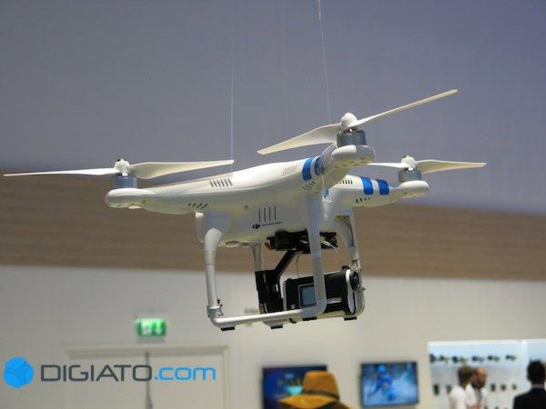 با این دوربین حتی درون ها هم می توانند تصاویری از بالا را شکار کنند.
