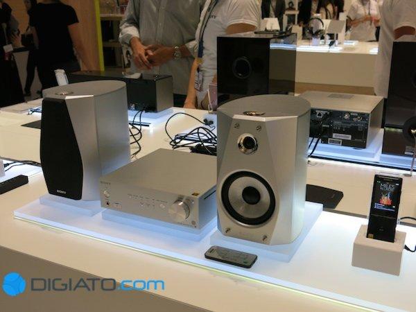 سیستم های صوتی ویژه سونی.