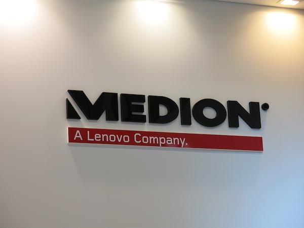 Medion یکی از شرکت های لنوو به شمار می رود.