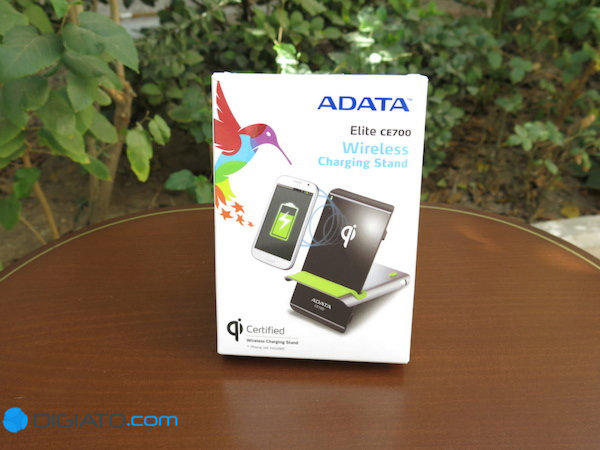 شارژ وایرلس آونگ ADATA Wireless Charging Elite CE700