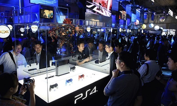 Tokyo Game Show 2013 ps4