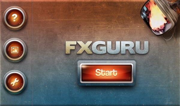 ساخت جلوه های ویژه با اپلیکیشن FXGuru