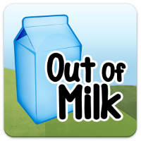Out of Milk Shopping List