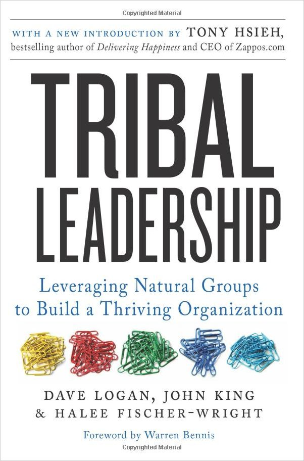 zappos-ceo-tony-hsieh-tribal-leadership-leveraging-natural-groups-to-build-a-thriving-organization-by-dave-logan-john-king-and-halee-fischer-wright