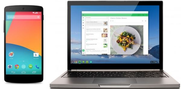 Android versus Chrome OS