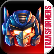 َAngry Birds Transformers