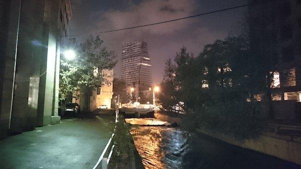 نمونه عکس ثبت شده در تاریکی شب