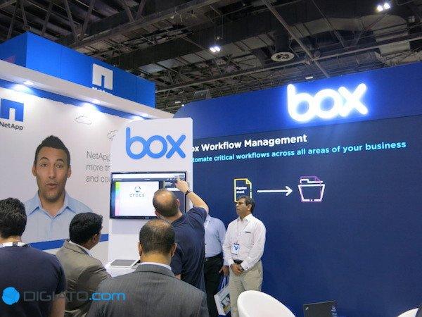 BOX یکی از قدیمی ترین سرویس های ارائه دهنده خدمات ابری است.