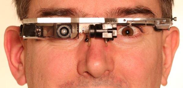 Mann Glass Eye