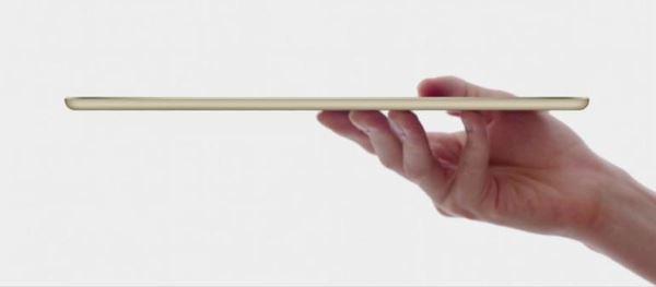 همان طور که انتظار می رفت، اپل آیپد ایر 2 را که نازک تر از نسل قبلی است معرفی کرد.