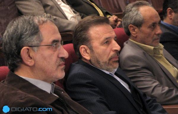 محمود واعظی وزیر ارتباطات و فناوری اطلاعات
