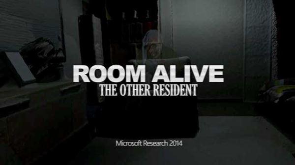 Microsoft-RoomAlive