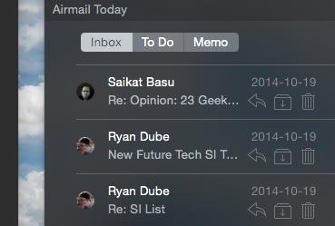 airmail-widget