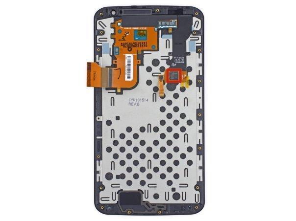 کادر قرمز رنگ: کنترلر تاچ اسکرینAtmel MXT640T CCU 1424D TW QLR64 Touchscreen Controller