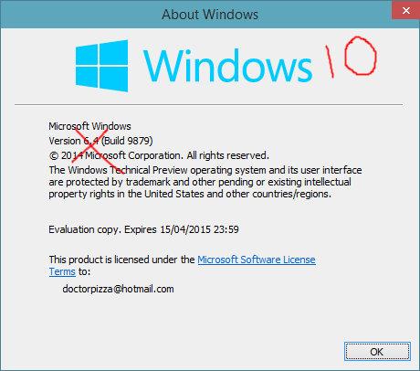 windows-10-version