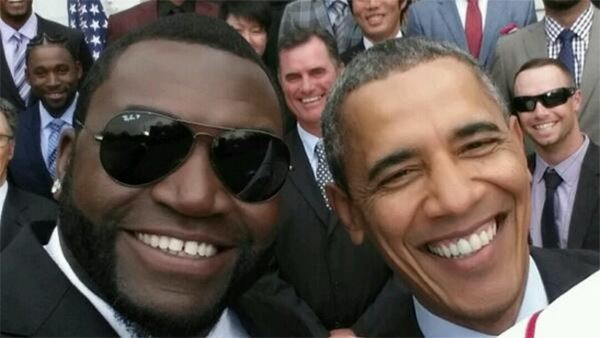 سلفی اوباما