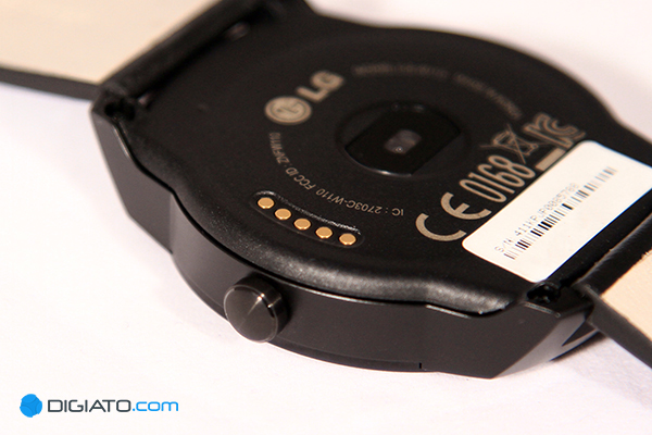 LG G watch R ساعت هوشمند ال جی جی واچ آر