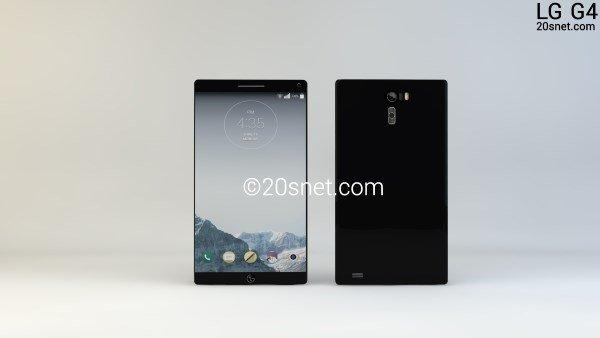 گالری تصاویر طرح مفهومی LG G4