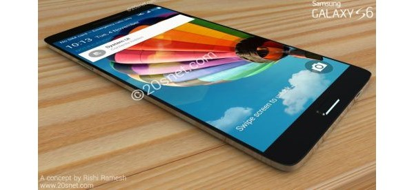 گالری تصاویر طرح مفهومی Samsung Galaxy S 6