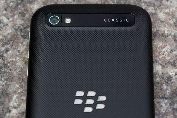 بلک بری کلاسیک blackberry classic