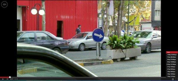 ویدئو پلیر سایت آپارات فیلیمو