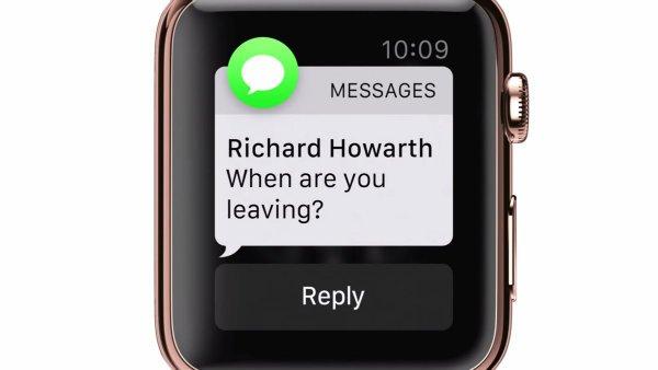 امکان نمایش پیامک ها بر روی ساعت از جمله امکانات آن خواهد بود.