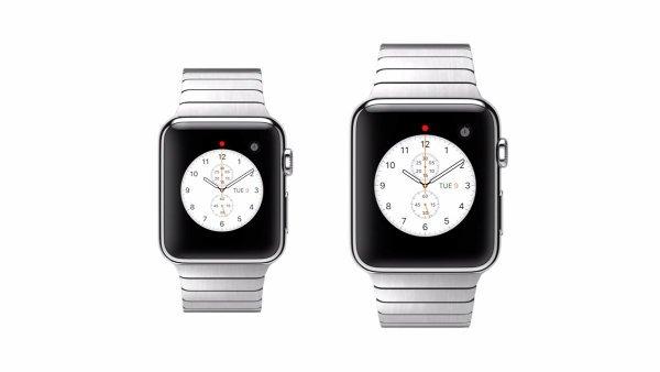 ساعت اپل در دو اندازه به بازار عرضه خواهد شد.