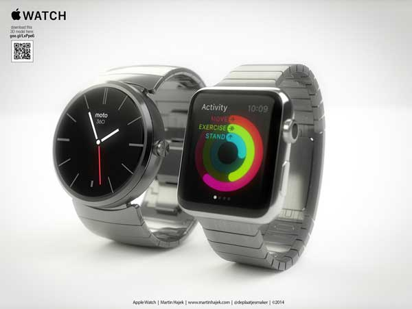 Apple-Watch-vs.-Motorola-Moto-360-Samsung-Gear-2-Neo-and-Pebble-Steel