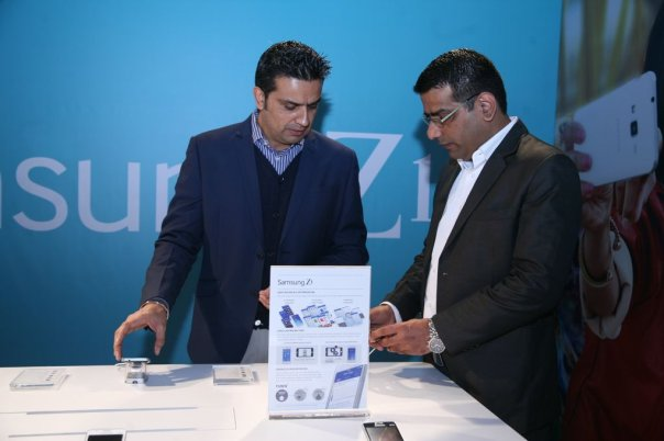 Event_Samsung_Z1_India1.0