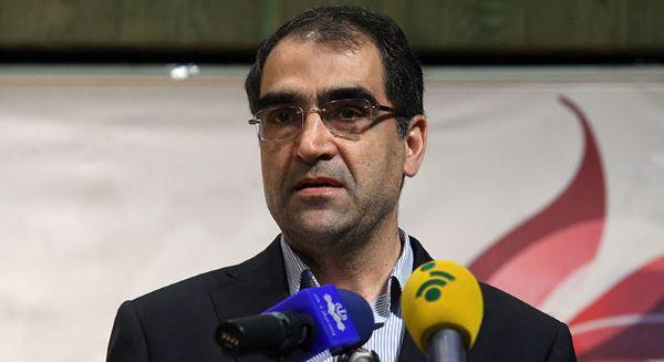 سید حسن هاشمی وزیر بهداشت