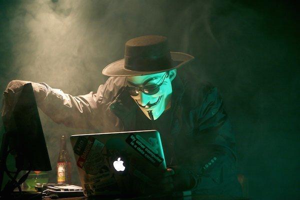 anonymous- هک هکر