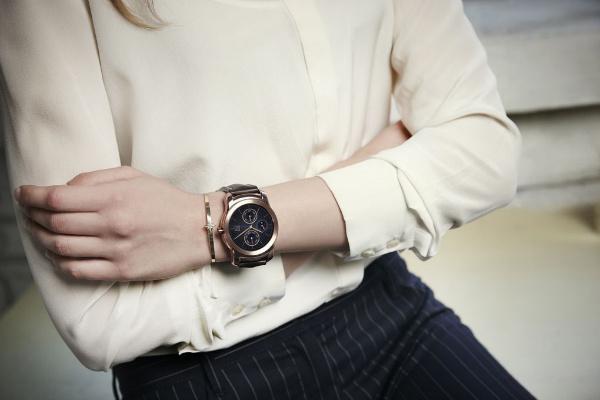 ساعت هوشمند ال جی LG Urbane smartwatch