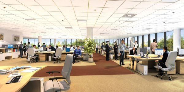 The-Benefits-Of-An-Open-Plan-Office