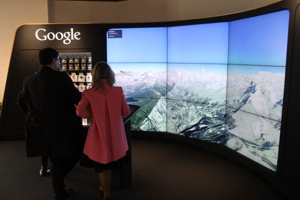 but-by-far-the-coolest-thing-was-a-custom-google-maps-installation-that-lets-you-fly-across-a-3d-rendering-of-the-world
